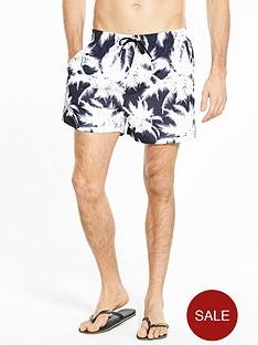 v-by-very-palm-print-swim-shorts
