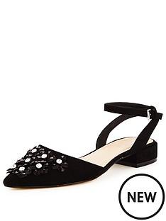 v-by-very-orchid-3d-floral-embellishednbspflat-shoe