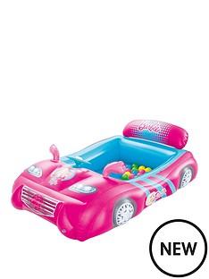 bestway-barbie-sports-car-ball-pit