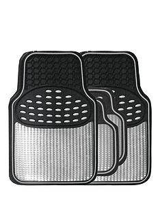 streetwize-accessories-4-piece-heavy-duty-revelation-metallic-style-car-mat