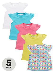 mini-v-by-very-toddler-girls-tex-mex-t-shirts-5-pack