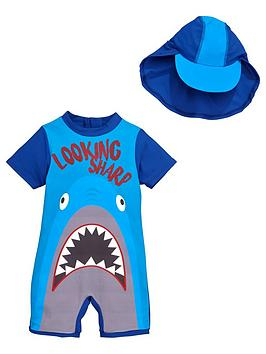 mini-v-by-very-toddler-boys-hungry-shark-sunsafe-amp-hat