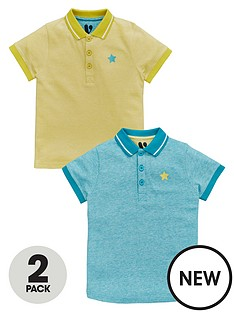 mini-v-by-very-toddler-boys-starnbsppolo-shirts-2-pack