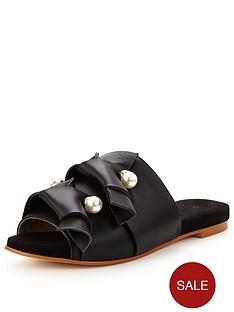 kg-naomi-pearl-slip-on-mule-black