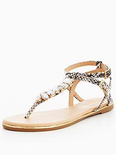 miss-kg-rosa-diamonte-flat-sandal