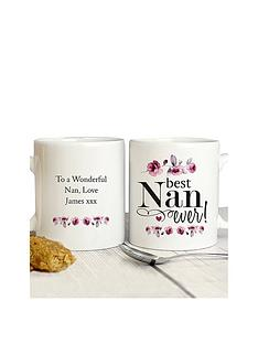 personalised-best-nan-mug