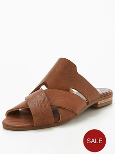 hudson-london-hudson-lonatu-leather-flat-mule-sandal