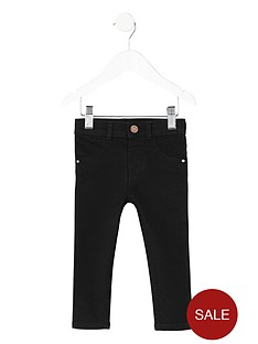 river-island-mini-girls-black-molly-skinny-jeans