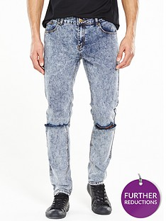criminal-damage-skinny-ripped-jean