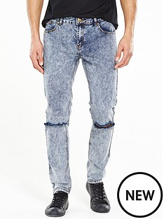 criminal-damage-skinny-ripped-jean