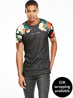 criminal-damage-hans-short-sleeved-t-shirt
