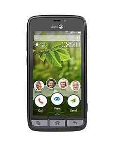 doro-8030-phone-black