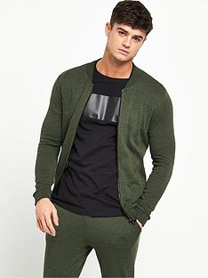 river-island-knitted-bomber