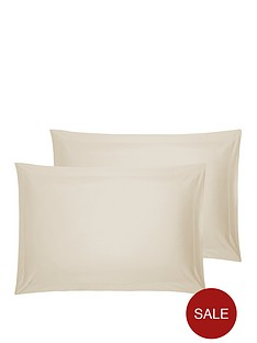 hotel-collection-luxury-400-thread-count-plain-soft-touch-sateen-oxford-pillowcase-pair