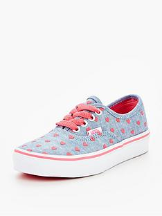 vans-authentic-chambray-hearts-children
