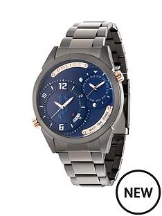 police-dugite-blue-dial-steel-bracelet-mens-watch