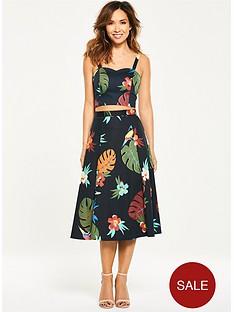 myleene-klass-tropical-mid-length-skirt