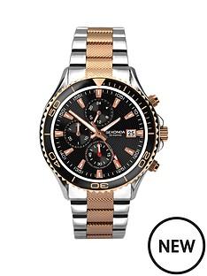 sekonda-sekonda-black-mutli-dial-two-tone-bracelet-mens-watch