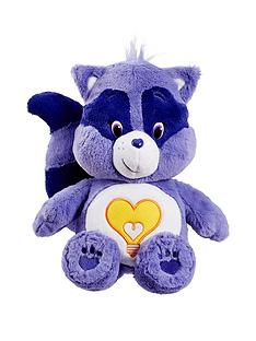 care-bears-medium-plush-with-dvd-bright-heart-raccoon
