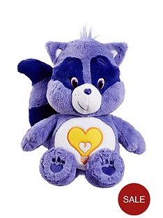 care-bears-medium-plush-with-dvd-bright-heart-raccoon
