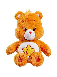 care-bears-medium-plush-with-dvd-laugh-a-lot