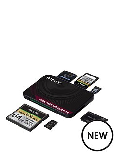 pny-flash-card-reader-high-performance-30-black