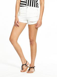 v-by-very-high-waisted-ripped-hem-short