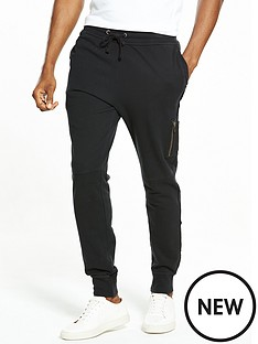 river-island-zip-detail-joggers