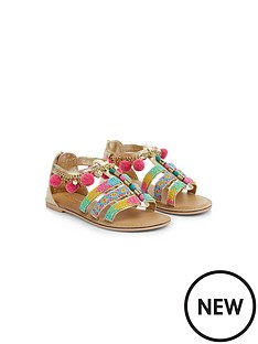 monsoon-girls-mixed-bead-anklet-sandals