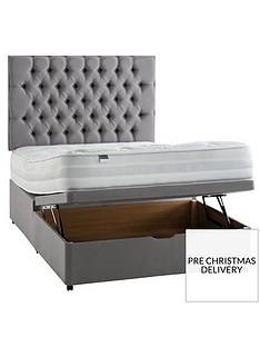 silentnight-mirapocketnbsppaige-1400-orthonbsplift-up-storage-divan-bed