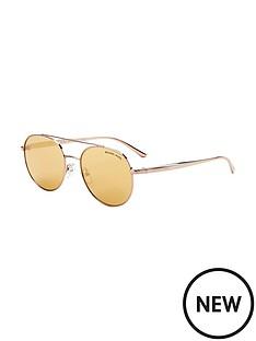michael-kors-round-mirror-lensnbspsunglasses-gold