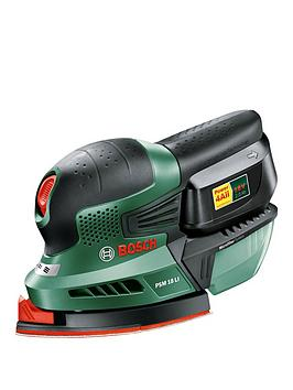 bosch psm 18 li cordless sander. Black Bedroom Furniture Sets. Home Design Ideas