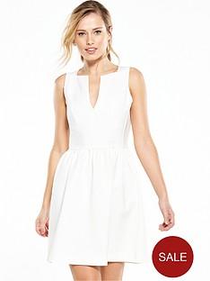vila-atlas-fit-and-flare-dress