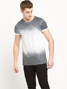 river-island-faded-print-tshirt