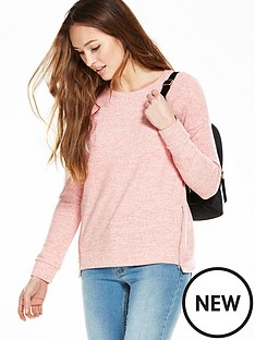 v-by-very-zip-hem-soft-touch-sweatshirt