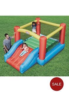 little-tikes-junior-jump-amp-slide-bouncy-castle