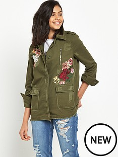 river-island-floral-embroidered-army-jacket-khaki