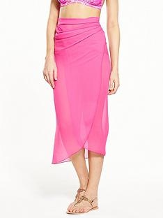 v-by-very-beach-sarong-pinknbsp