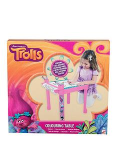trolls-colouring-table