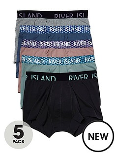 river-island-5pk-geo-print-low-rise-trunks