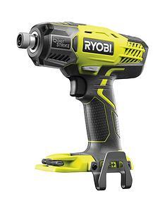 ryobi tool. ryobi one+ 18v quitestrike impact driver (bare tool) ryobi tool