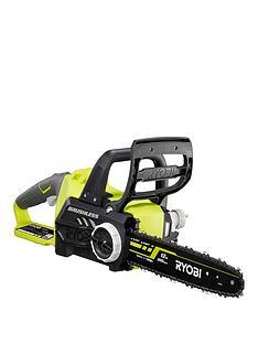 ryobi-ocs1830-18v-one-cordless-brushless-30cm-chainsaw-bare-tool