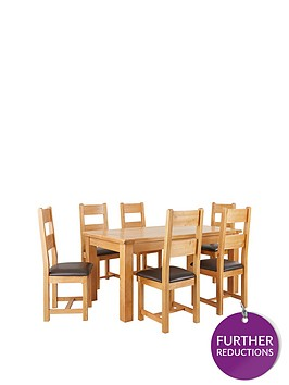 oakland-170cm-solid-wood-dining-table-6-oakland-chairs