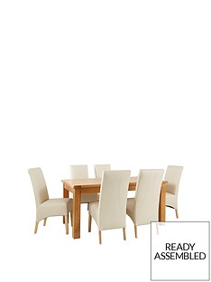 new-oakland-170cm-dining-table-amp-6-new-eternity-chairs-buy-and-save