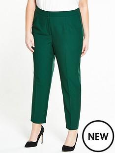 so-fabulous-crepe-tapered-leg-trouser-green