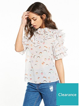 lost-ink-printed-frill-layer-top