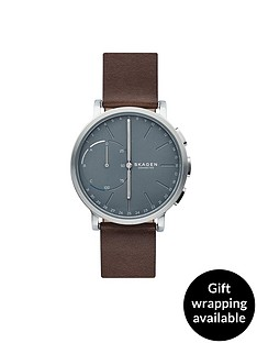 skagen-skagen-connected-hagen-hybrid-grey-dial-tan-leather-strap-smart-watch