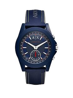 armani-exchange-armani-exchange-connected-drexler-blue-dial-blue-silicone-smart-watch