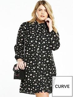 fashion-union-curve-ditsy-print-shirt-dress