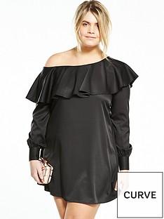fashion-union-curve-curve-one-shoulder-ruffle-dress-black